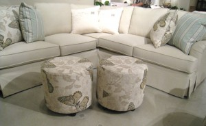 Ottomans From Footstool To Center Stage Hooker