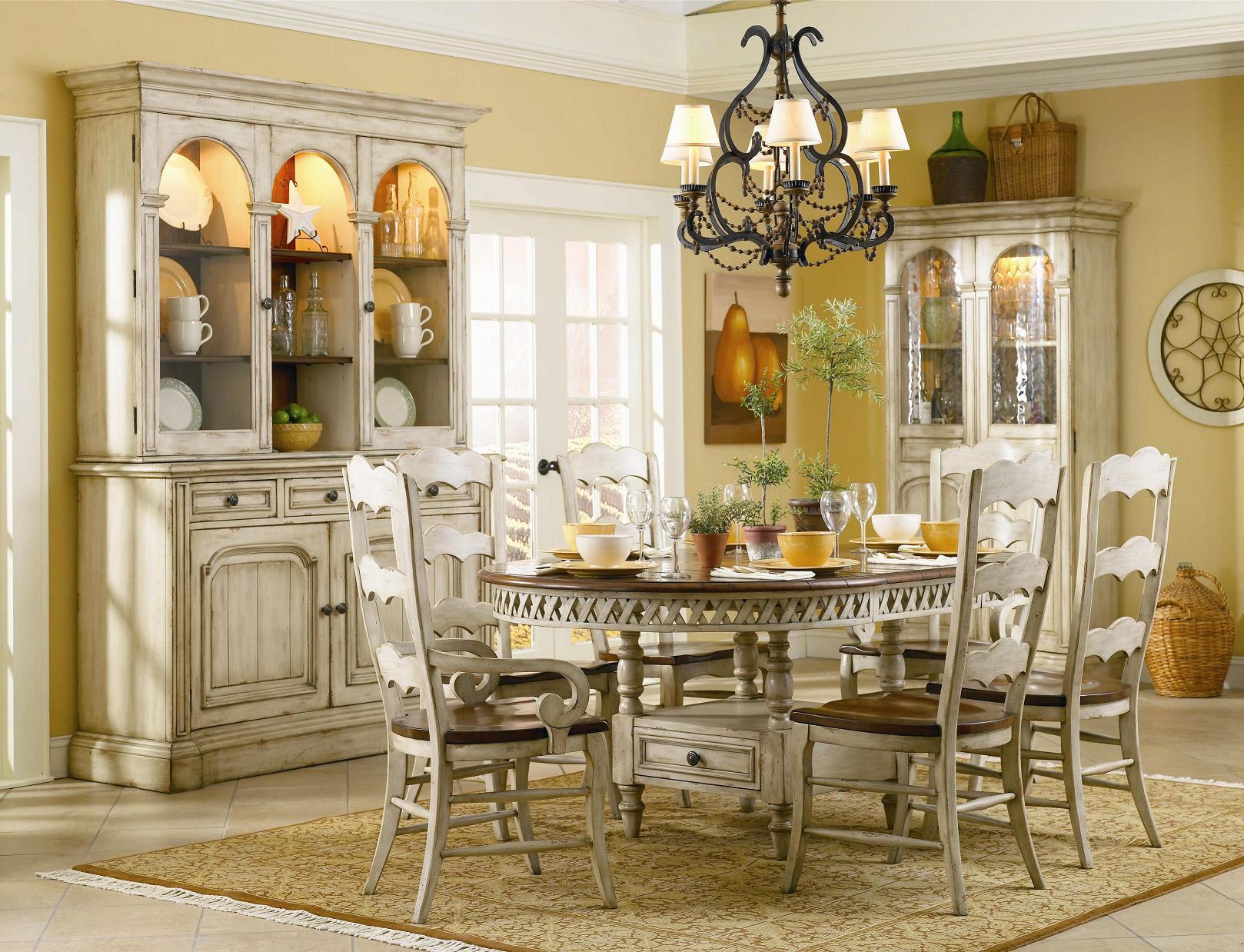 Hooker dining room set