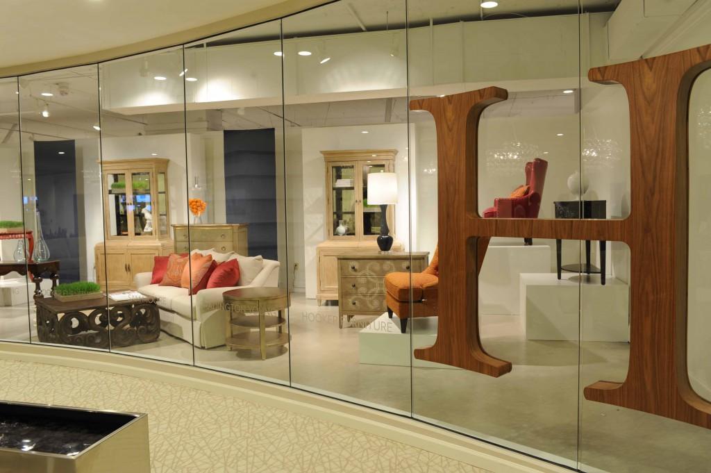 A Virtual Tour Of An International Furniture Showroom