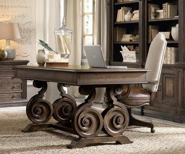 Is your home office inspired  Hooker Furniture Corporation