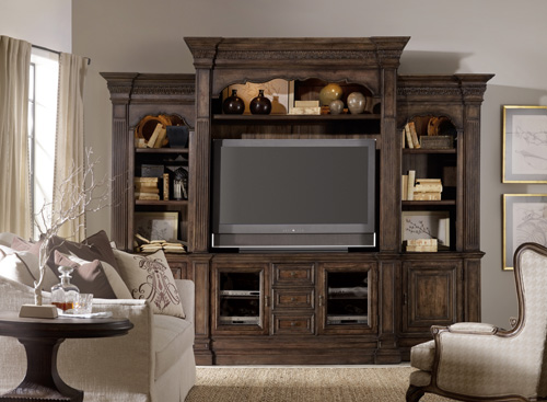 Rhapsody 4-piece wall unit