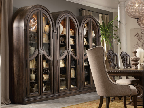 China/curio cabinets