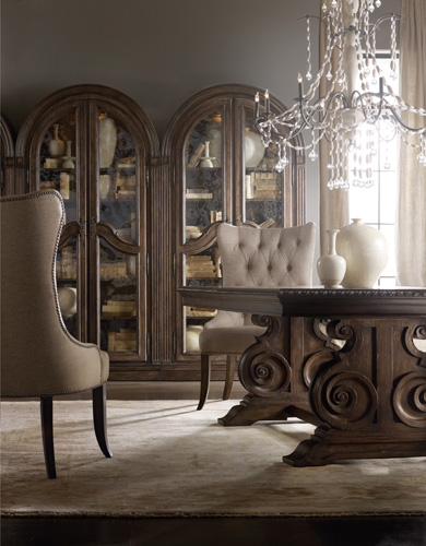 Sophisticated rustic finish key to Rhapsody