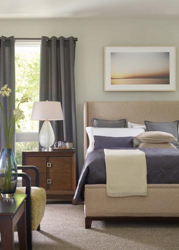 Felton upholstered bed
