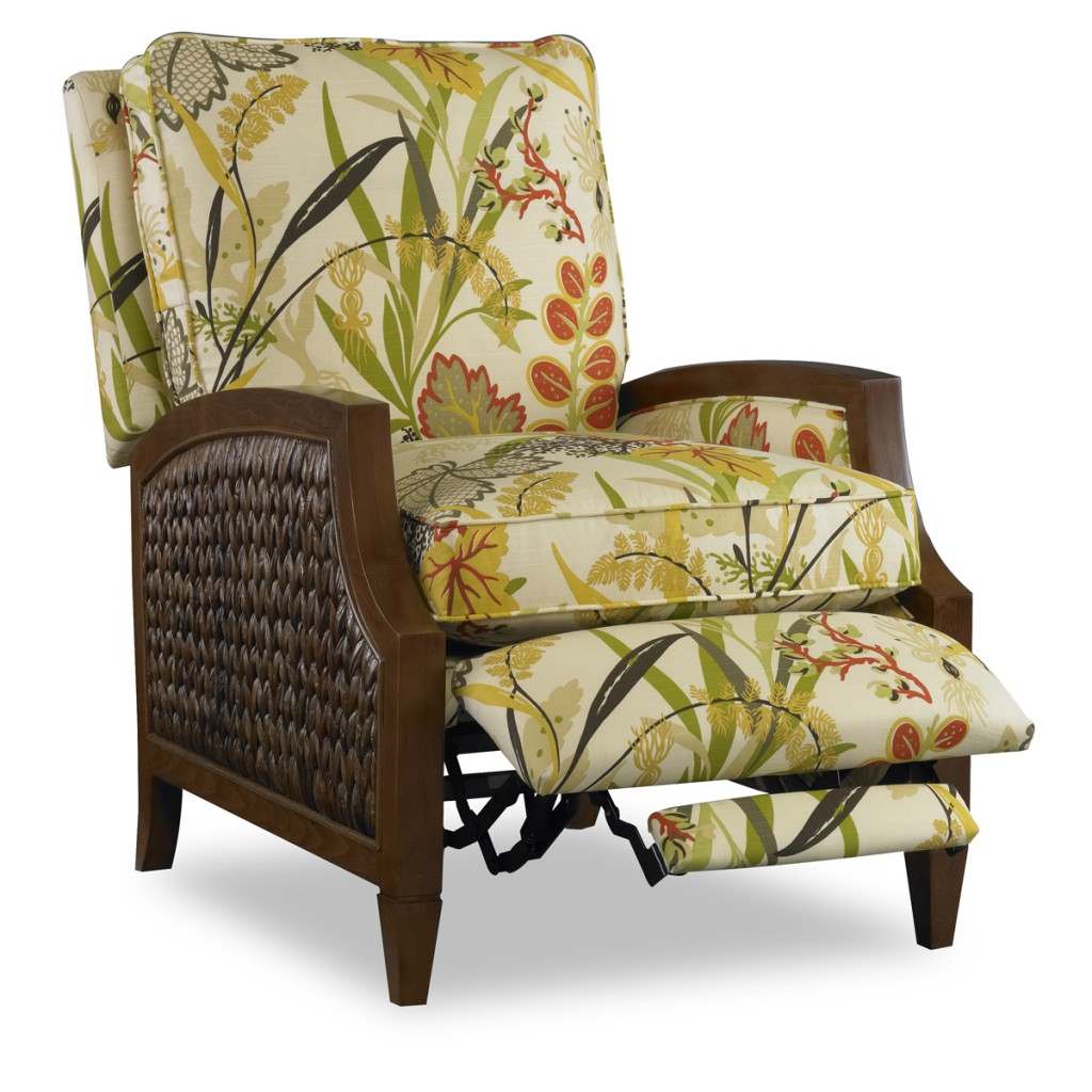 The Zephyr reclining chair  sc 1 st  Hooker Furniture blog & Stylish recliners \u0026 chairs give mom gift of relaxation \u2013 Hooker ... islam-shia.org