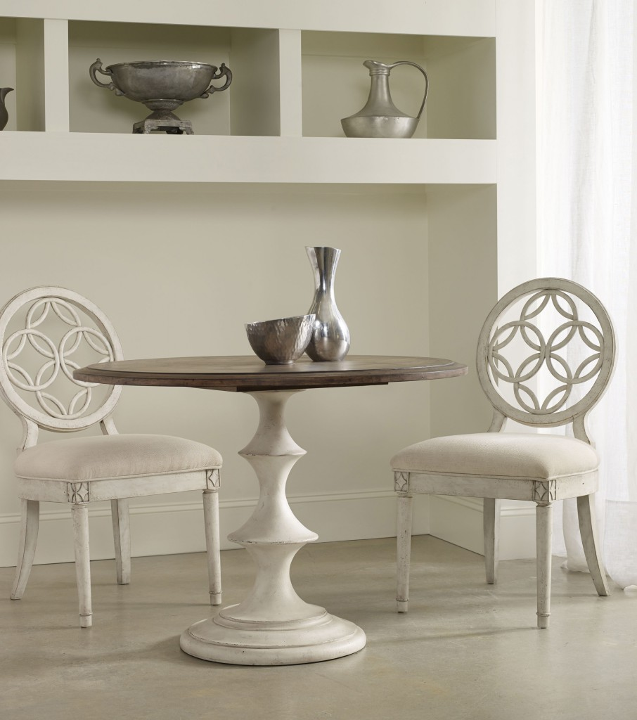 Brynlee Table From Melange Collection