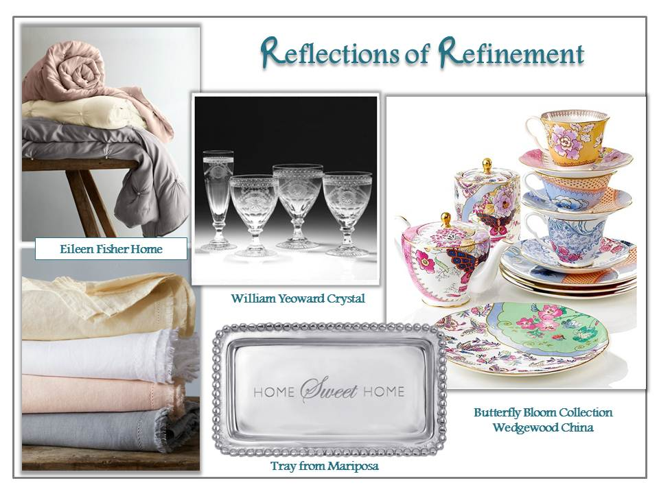 Reflections of Refinement