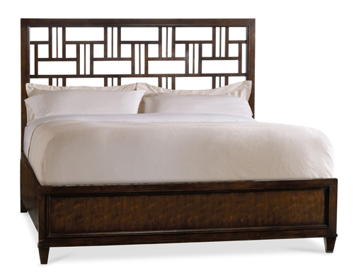Ludlow fretwork bed