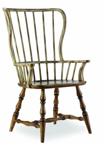 Arm chair is new interpretation of the Windsor