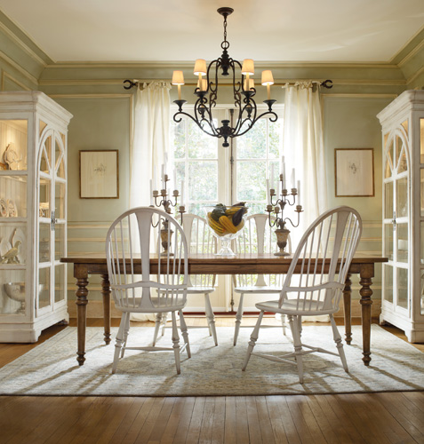Chic Coterie Windsor chairs