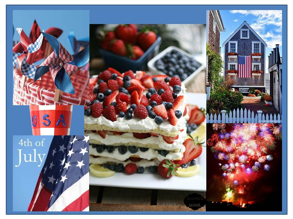 Independence Day is a beautiful holiday  Some of that beauty is captured in  the collage of images above  It s a day for Americans to celebrate  something. Create an All American Home   Hooker Furniture Corporation