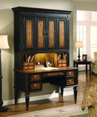 Double duty desks that deliver hooker furniture corporation for Furniture northampton