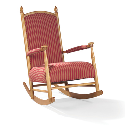 Rocking chairs are soothing and restful