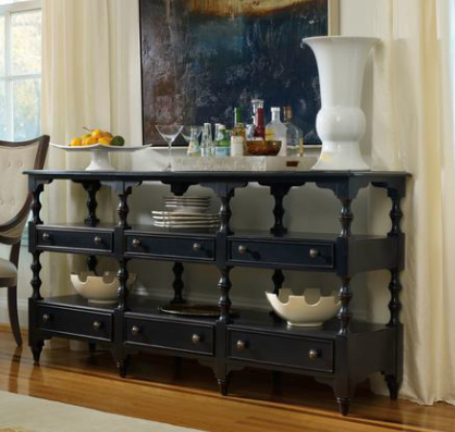 The Estate Tier Console Table is a class act.