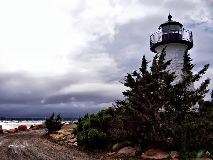 Ned's Point Lighthouse, Mattapoisett, Mass.