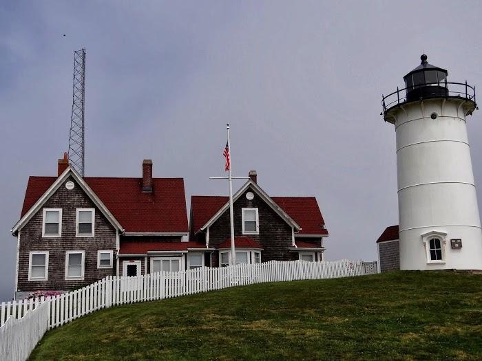 Nobska Point Lighthouse, Cape Cod, Massachusetts