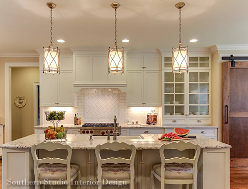 Lighting is key for kitchens