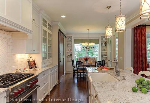 Kitchen should complement home architecture