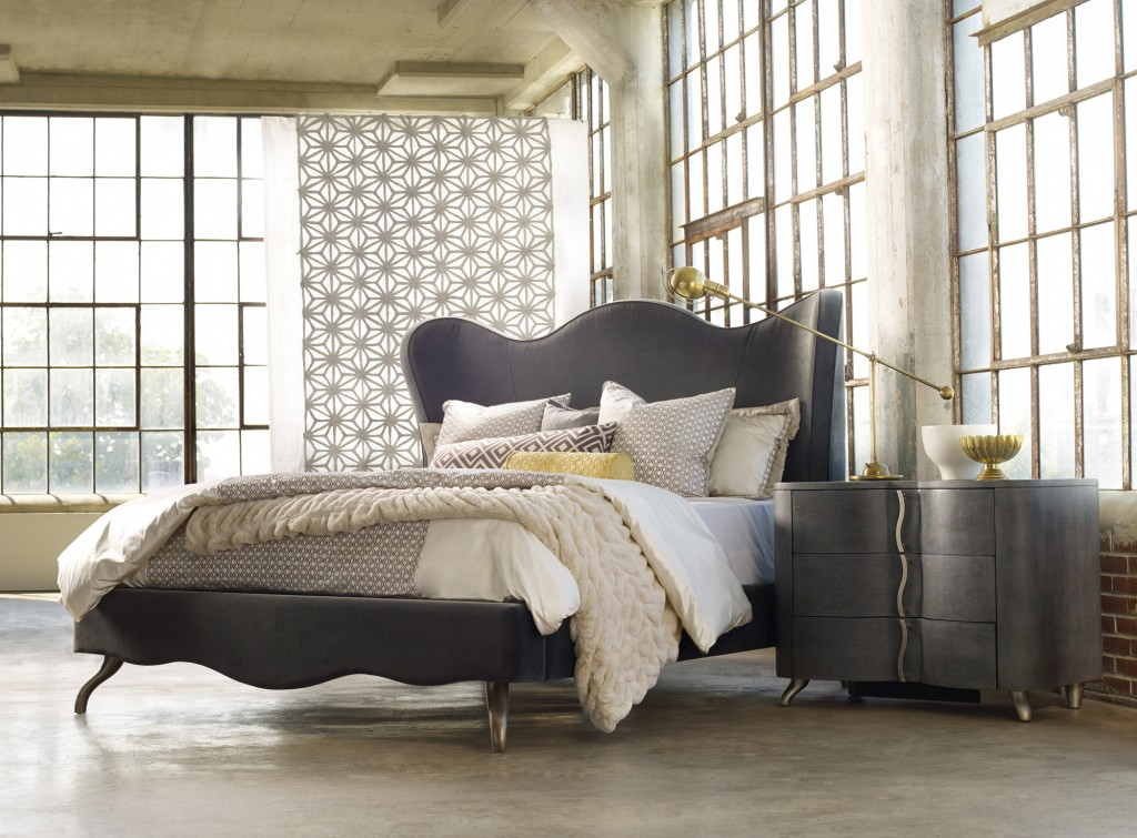 The Lana Upholstered Bed