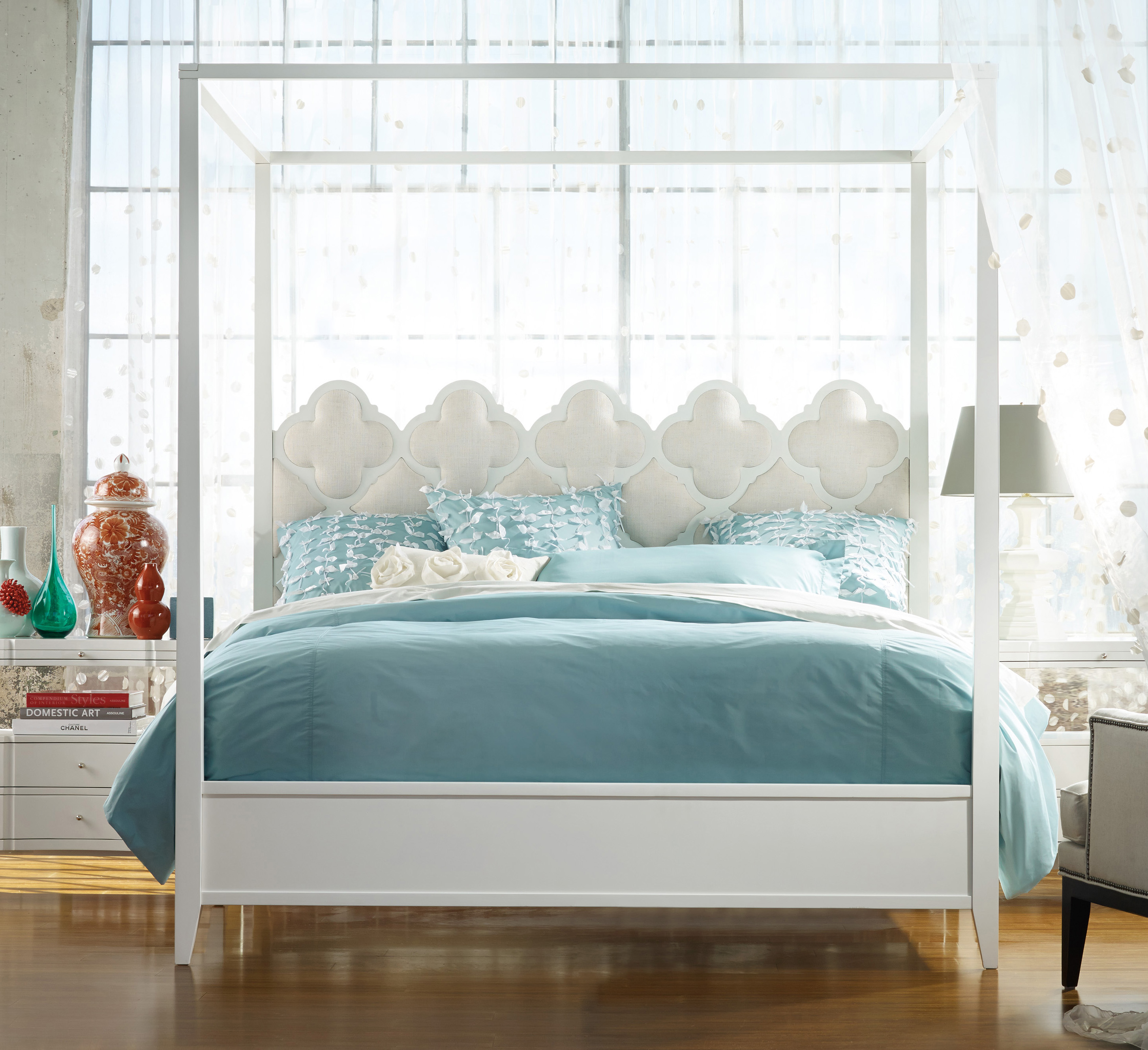 New A memorable bed makes an unforgettable bedroom