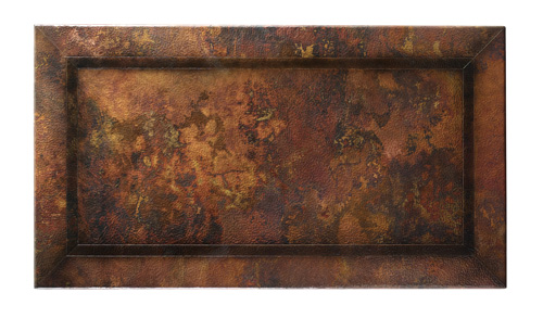Copper Ridge table top