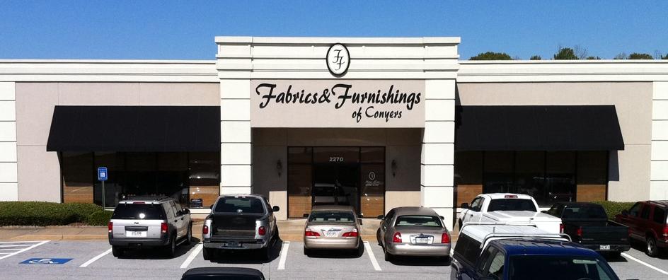 Fabrics & Furnishings in Georgia.