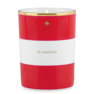 Kate Spade's Be Dazzling candle