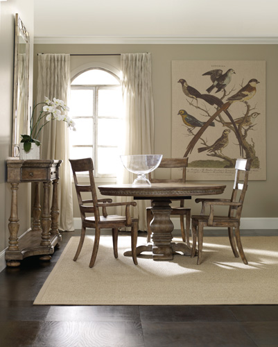 The Sorella dining table