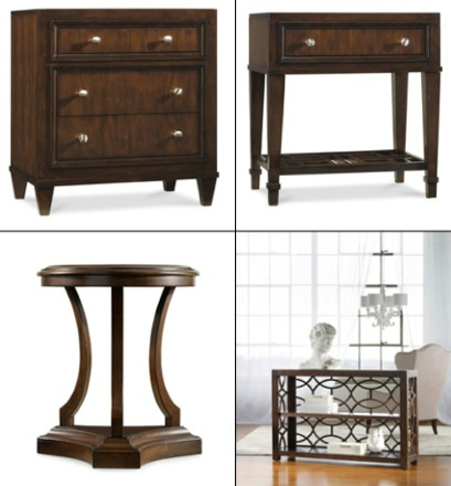 Mix A Drawer Nightstand And Leg Nightstand From The Same Furniture  Collection.