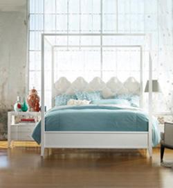 melange poster bed