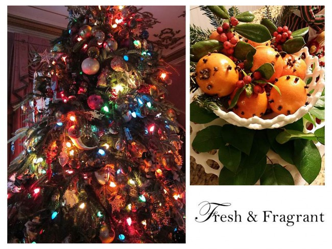 Fresh and Fragrant home tour