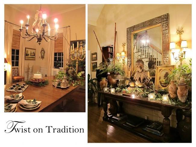Twist on Tradition