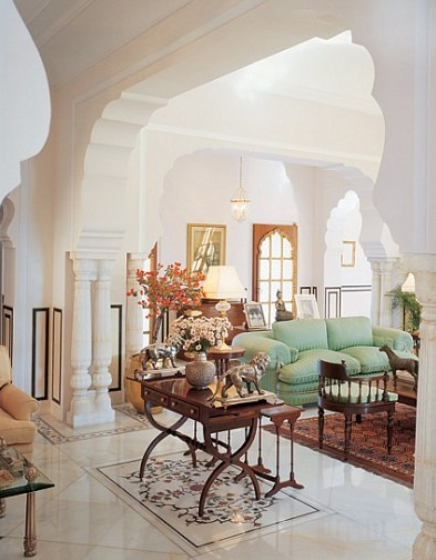 India drawing room