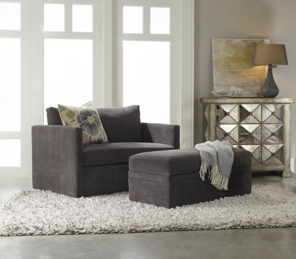 Perfect Gray Chair And A Half With Ottoman Grey Sofa Chairs Ideas