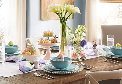 Easterbrunchtable