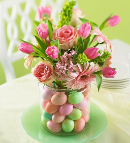 Eastercenterpiece idea