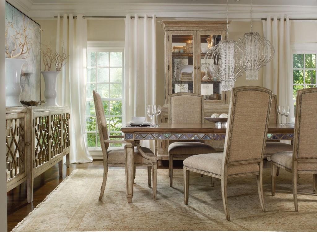 awesome hooker dining room set images - home design ideas - vleck