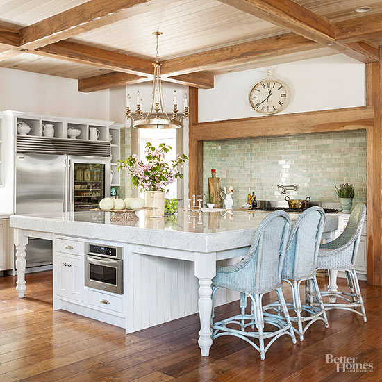 House Interior Design Kitchen: Infuse Chic Farmhouse Style Into Your Home