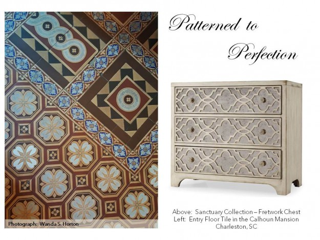 Patterned to Perfection