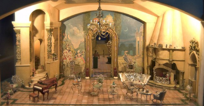 Could This Be The World's Most Expensive Dolls House?