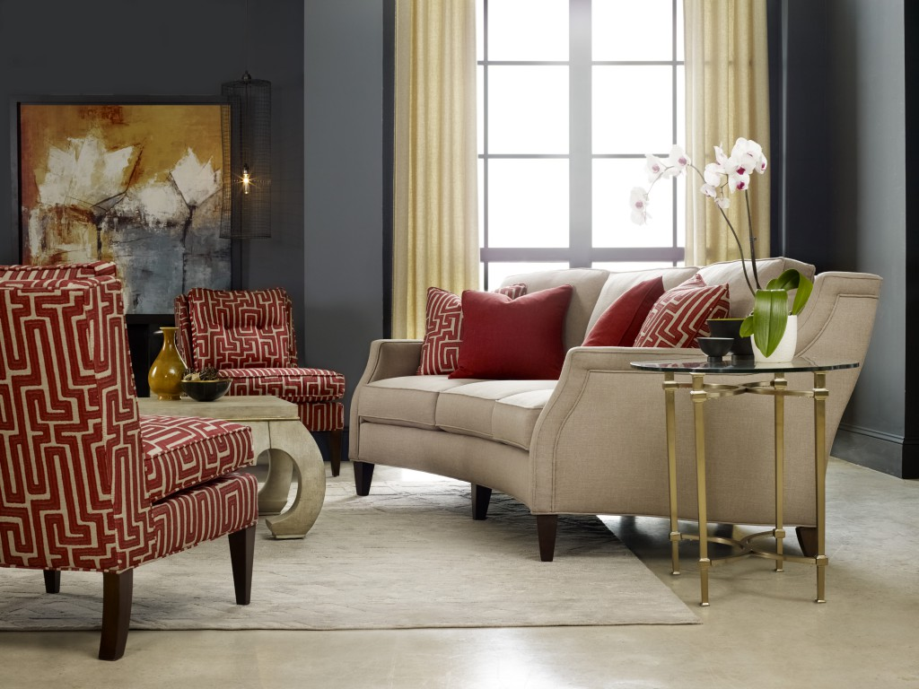 Crawford sofa glamour