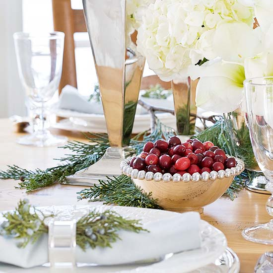 bhgholiday table