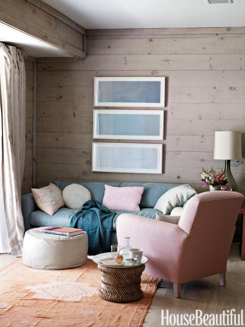 house beautiful photo ditte isager pale pink and blue