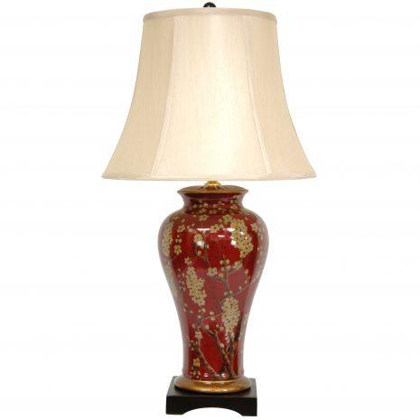 oriental furn.com Ming-style vase lamp