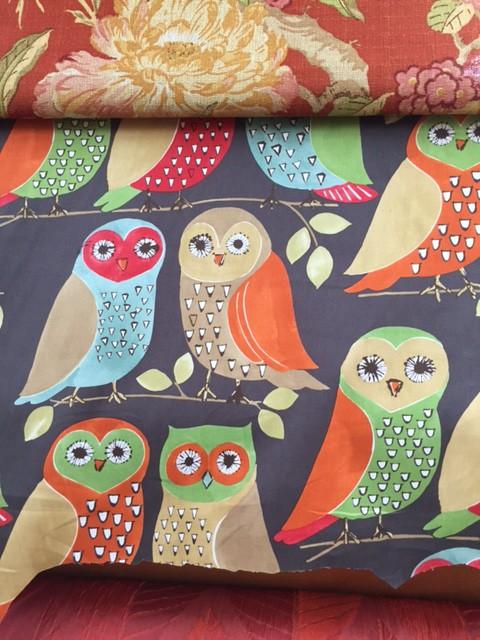 Owlfabric