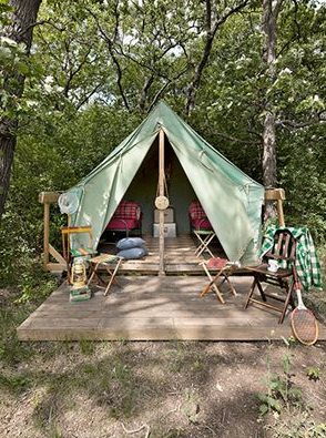 Staycationtent