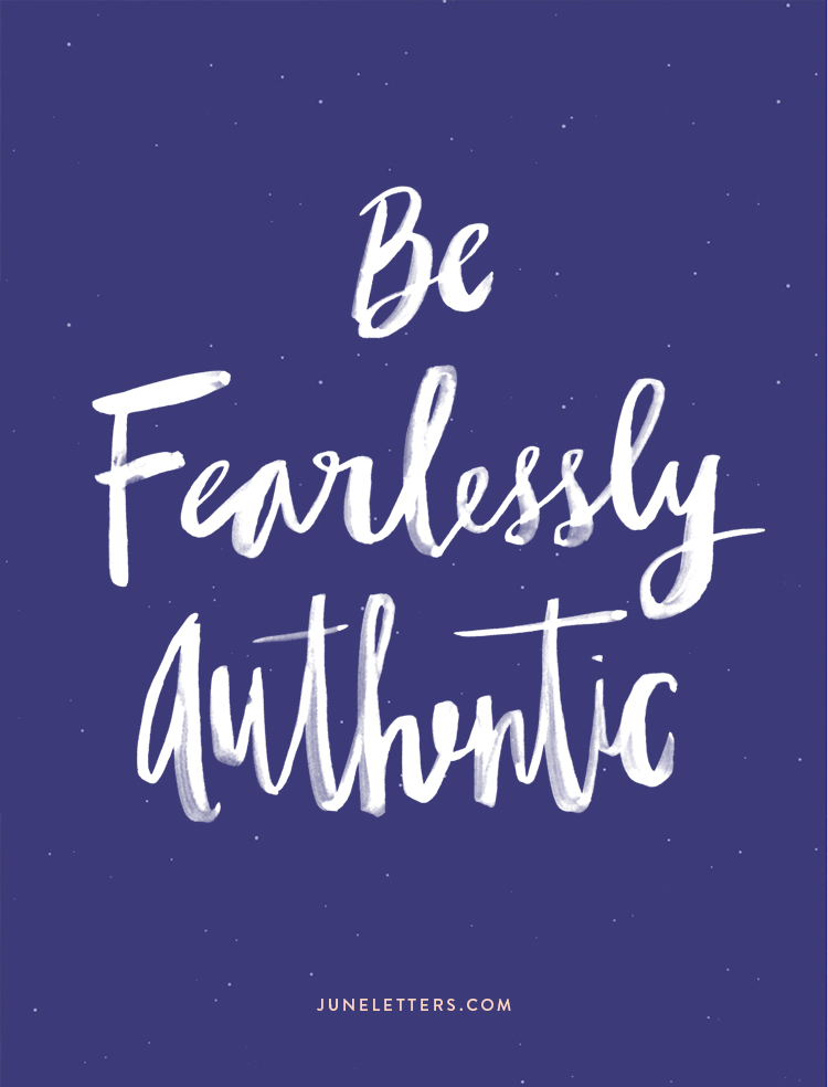 FearlesslyAuthentic