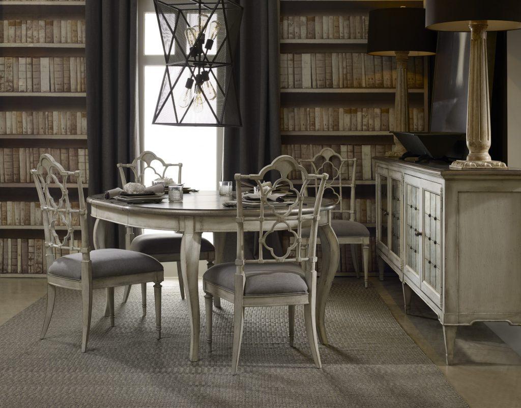 arabella-round-table-fretwork-chairs-4-door-credenza