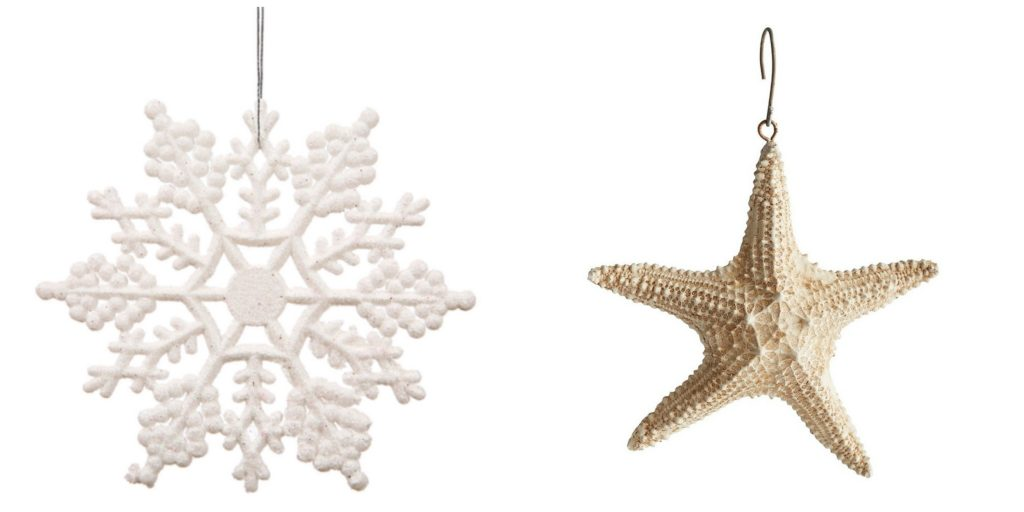 whitechristmasornaments