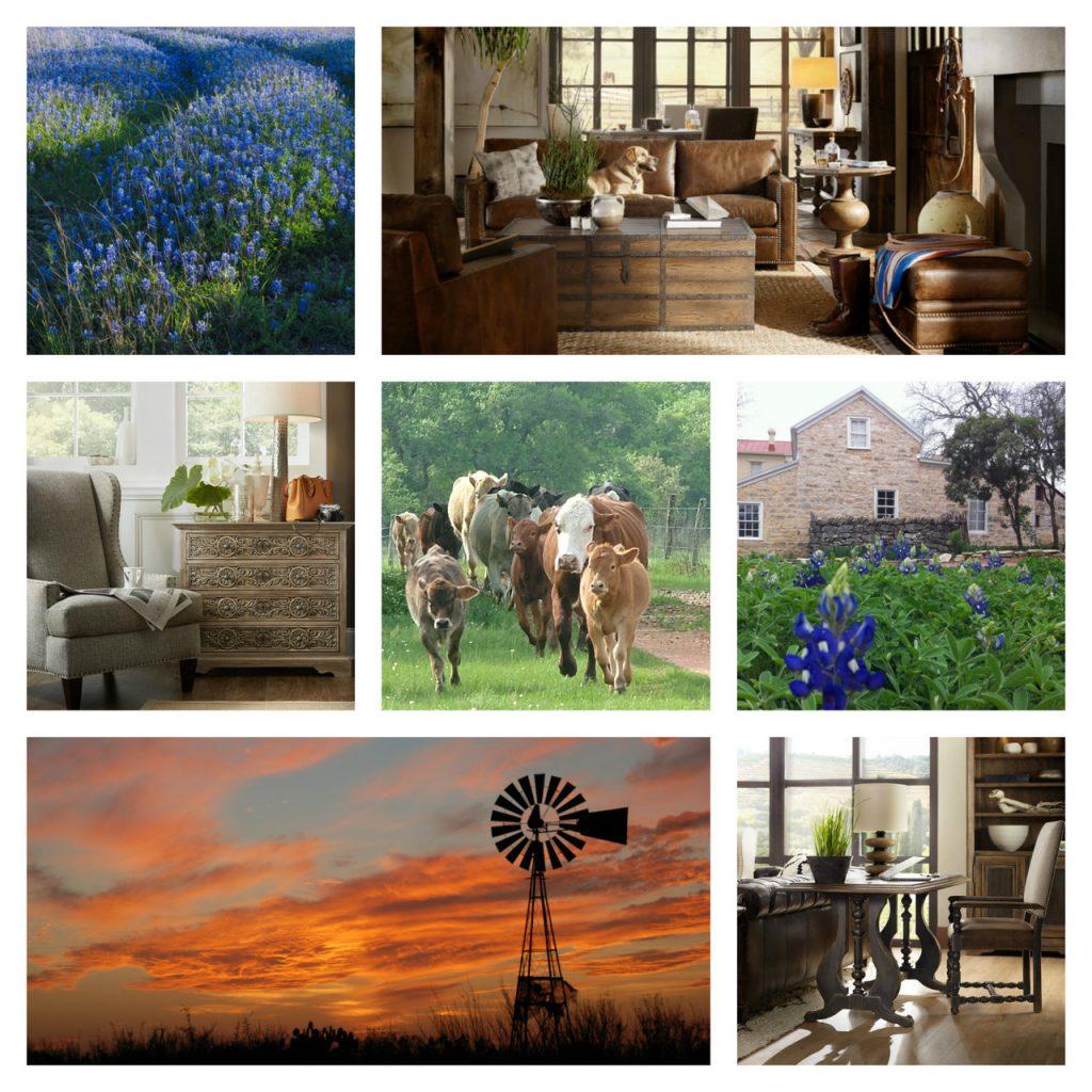 Photo Credits: Furniture: Hooker Furniture; Scenic: Cynthia Sutton,  Nutmegu0027s; Steve Rawls, Fredericksburg Convention U0026 Visitors Bureau.